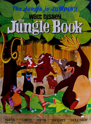 The Jungle Book wallpaper probably containing anime entitled The Jungle Book