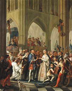 The Marriage of Henry V of England