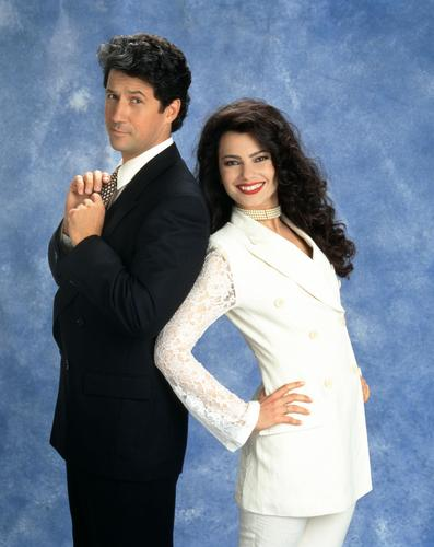 The Nanny wallpaper with a business suit, a well dressed person, and a suit called The Nanny (HQ)