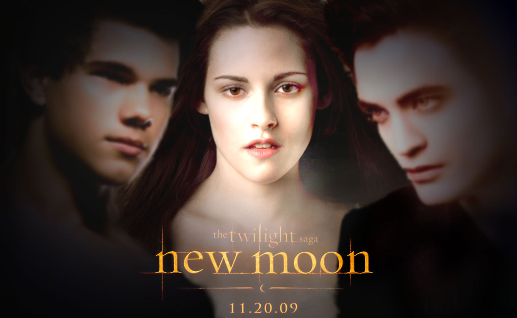 The New moon lover