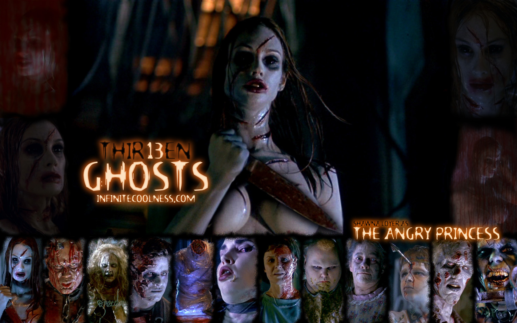 Thirteen ghosts nude scene nackt photo