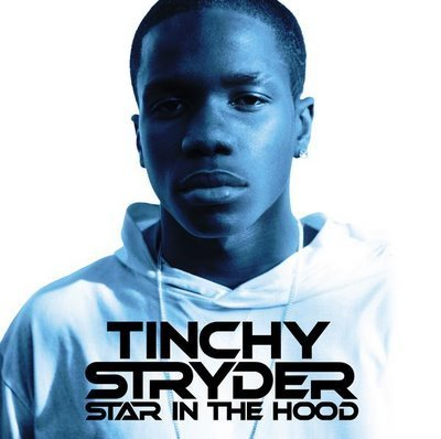 Tinchy Stryder звезда in the капот, худ