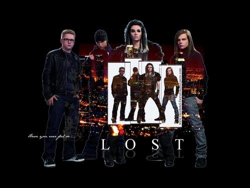 Tokio Hotel -Lost