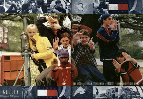 Tommy Jeans Ad