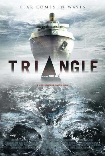 segi tiga, segitiga (2009) Posters