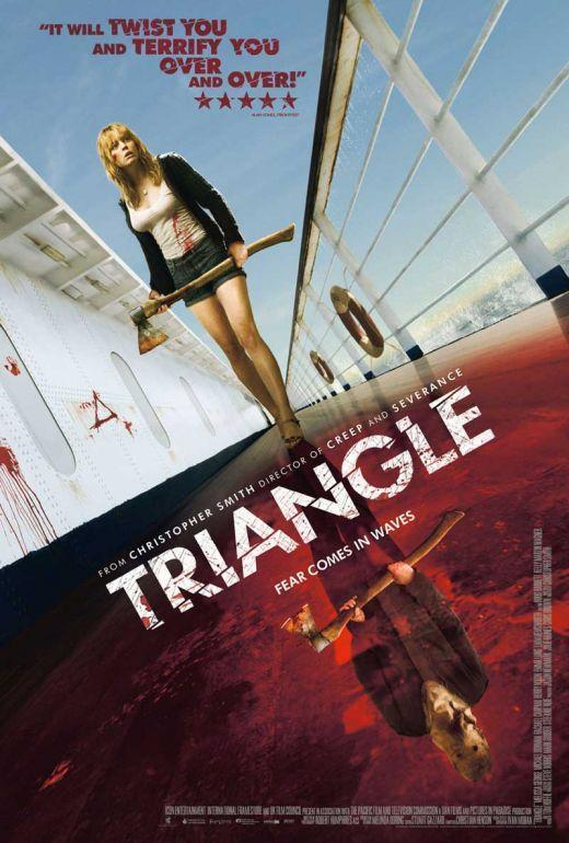 Triangle 2009 Posters Horror Movies Photo 7608052
