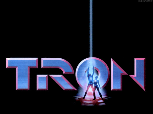 Tron Legacy Poster design Elements