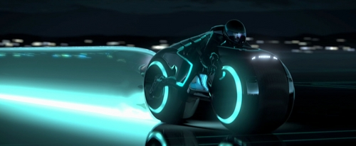 Tron Legacy Poster design Elements