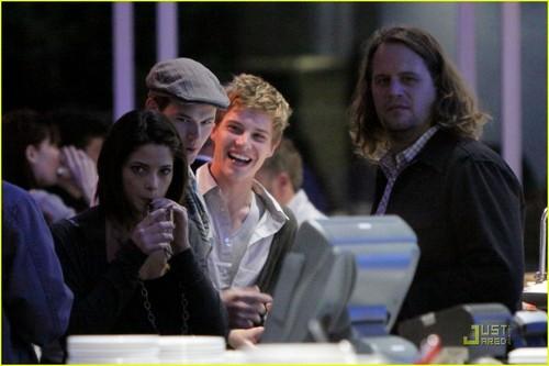 Twilight Cast, August 14th