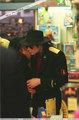 Various > Michael & Lisa Marie visit France - michael-jackson photo