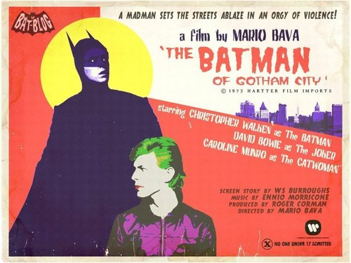 Vintage Batman movie