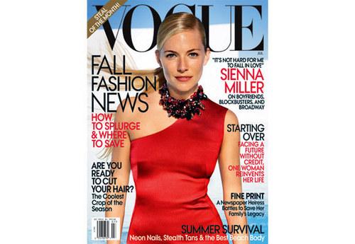 Vogue July 2009