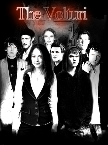 The Volturi wallpaper titled Volturi cast