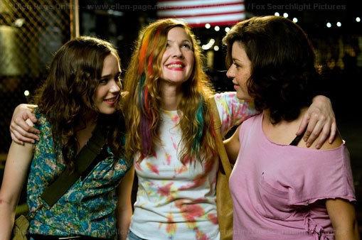 Ellen Page Whip It Key Scene for Pinterest