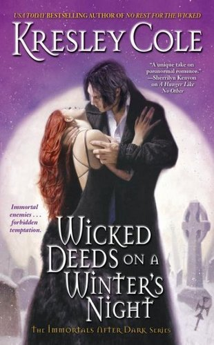 Wicked Deed's on a Winter's Night