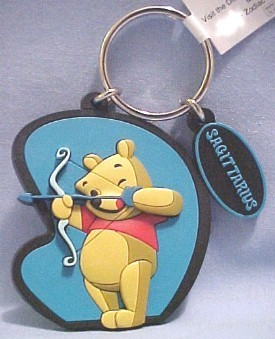 Keychains wallpaper entitled Winnie the Pooh on Disney's Sagittarius Keychain