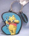 Winnie the Pooh on Disney's Sagittarius Keychain