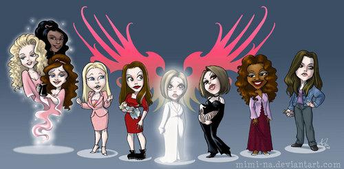 Women of Angel 2