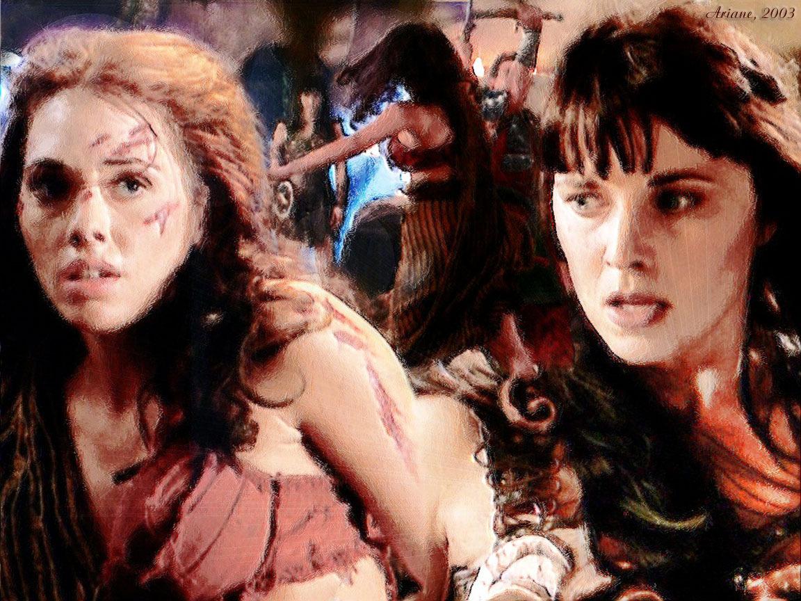 Xena Warrior Princess Series  TV Tropes