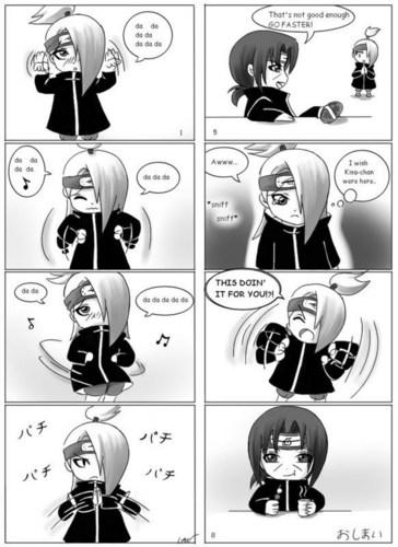 Akatsuki comics
