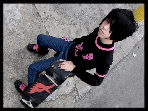 emo boy - emo-boys Photo
