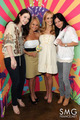 shannen at Sarah Michelle Gellar baby shower