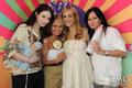 shannen at Sarah Michelle Gellar baby shower