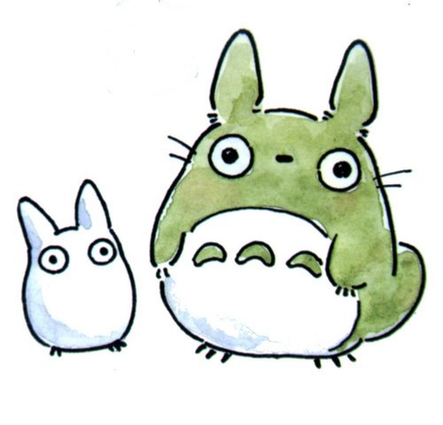 My Neighbor Totoro fond d'écran entitled totoro2