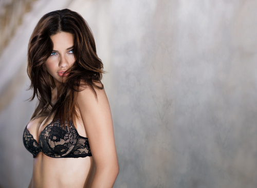 Adriana Lima wallpaper possibly with attractiveness entitled ۞ Adriana L