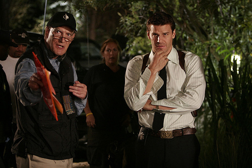 """Bones"" HQ ""The Man In The Bear"" Episode Stills+Behind The Scenes"
