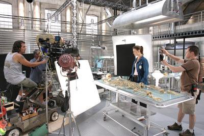 """Bones"" Season 1 HQ ""A Boy In A Tree"" Episode Stills+Behind The Scenes"