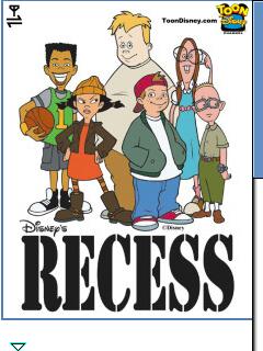 *Disney Recess* Vicky