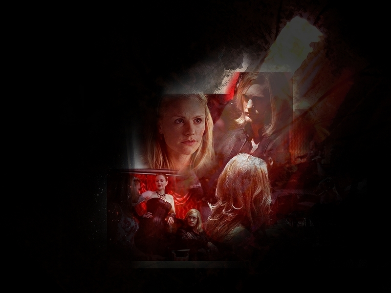 true blood wallpaper sookie. {Eric/Sookie} - True Blood