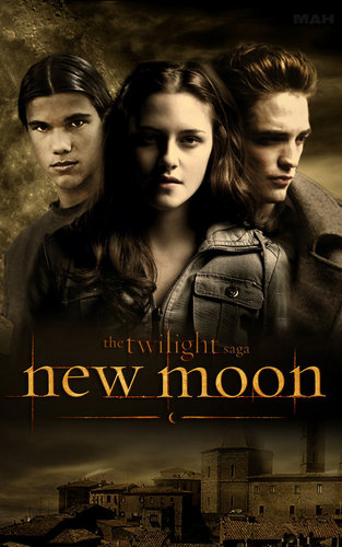 -New Moon Movie-