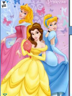 *Sylvie Amöur Disney Princess* Vicky