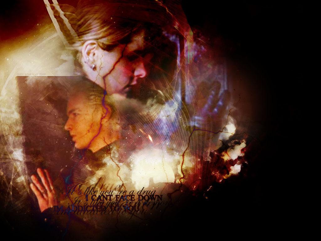 "6x13 Dead Things ""Spike/Buffy version"""