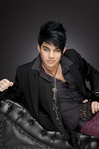 Adam Lambert (photo by Robert Sebree) - adam-lambert Photo