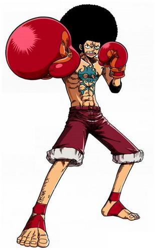 monkey d. luffy wallpaper possibly containing animê entitled Afro Luffy