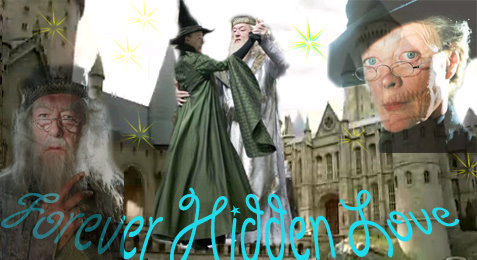Dumbledore and Mcgonagall