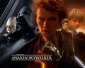 Anakin's Evolution - star-wars wallpaper