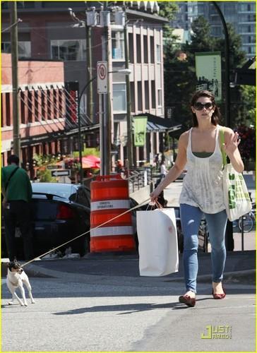 Ashley Greene Walks Misbehain' Marlow