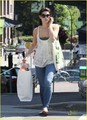 Ashley Greene Walks Misbehain' Marlow - twilight-series photo