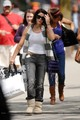Ashley Shopping in Vancouver - 15 August, 2009 - twilight-series photo