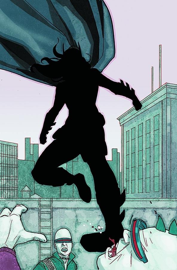 Batgirl (?) #4