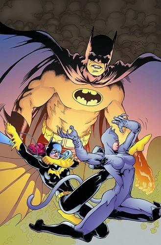 Batman: The Cat and The Bat