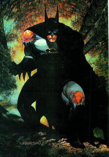 Batman: The Cult (new printing)