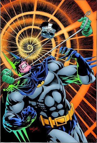 Batman: The Unseen #3