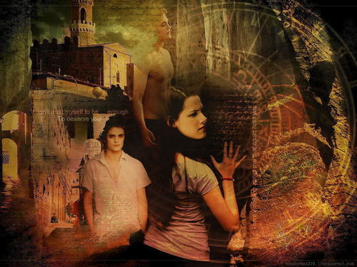 Bella, Edward, New Moon
