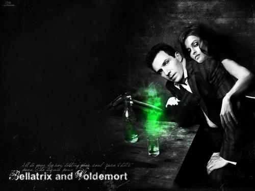 Bella and Voldemort