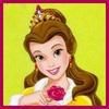 Disney-Prinzessin Foto possibly containing Anime entitled Belle Icon